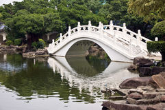 White Bridge, Taiwan Stock Photos