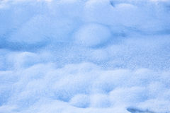 White, bright, cold, icy snow pattern background Royalty Free Stock Photos