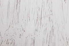 White brush-stroke on the wall Stock Images