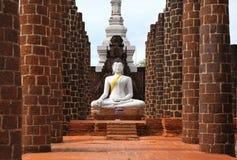 White Buddha Royalty Free Stock Image
