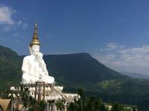 White buddha statue Stock Photo