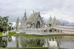 White Buddhist temple Royalty Free Stock Photos