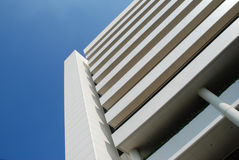 White building stand in many office royalty free stock photos