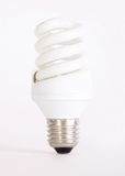 White bulb Royalty Free Stock Image