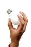 White bulb Stock Photos