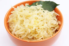 White Cabbage. Some fresh, sour white Cabbage stock image