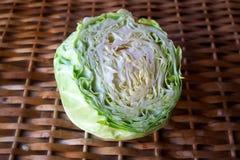 White cabbage Royalty Free Stock Image