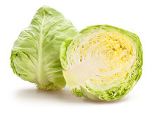 White cabbage Stock Image
