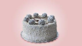 White cake Stock Photos