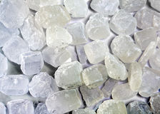 The white candy sugar Royalty Free Stock Photography
