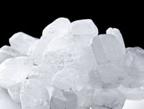 White candy sugar.Close up in sunny day Stock Images