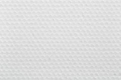 White canvas baground, texture for painter Royalty Free Stock Photo