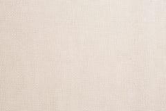 White Canvas Texture Background Royalty Free Stock Photos