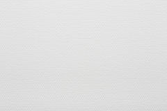 White canvas textured background Stock Image