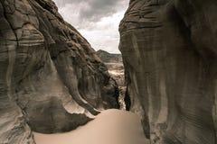 White Canyon Sinai Peninsula, Egypt Stock Image