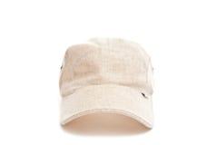 White cap Stock Photography