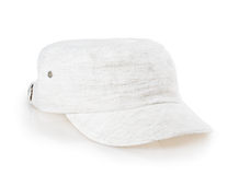 White cap Royalty Free Stock Photo