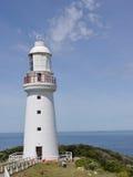 The white Cape Otway Lighthouse Stock Photos