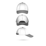 White caps vector illustration. Available in high-resolution and several sizes to fit the needs of your project Stock Photo