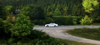 White car Stock Photo