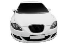 White car Royalty Free Stock Photo