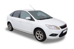 White Car Stock Images