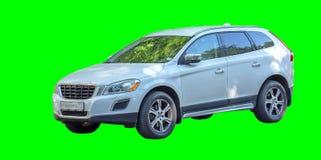White car. Stock Images