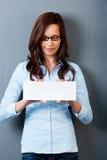 White card Stock Photos