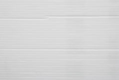 White cardboard Royalty Free Stock Photography