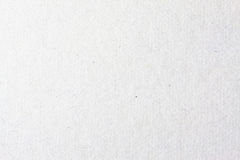White cardboard texture Royalty Free Stock Images