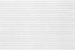 White cardboard texture stock photography