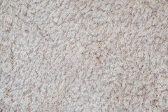 White carpet texture background Stock Images