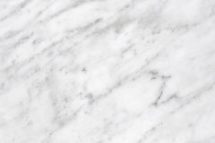 White Carrara Marble natural light surface for bathroom or kitch Royalty Free Stock Images