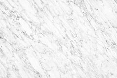 White Carrara Marble natural light surface for bathroom or kitch Royalty Free Stock Photos