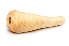 White carrots Stock Images