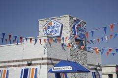 White Castle fast food Stock Photography