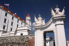 White castle Royalty Free Stock Photo