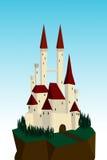 White castle Royalty Free Stock Photos