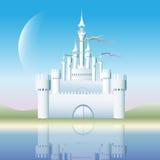 The white castle Stock Photos