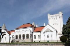 White castle Serbia Royalty Free Stock Photo