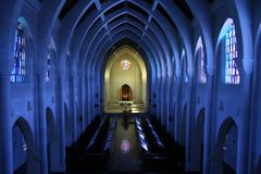 White Cathedral Stock Photos