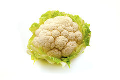 White cauliflower Royalty Free Stock Photo