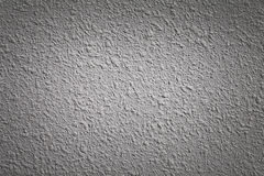 White cement painted wall texture Royalty Free Stock Photography