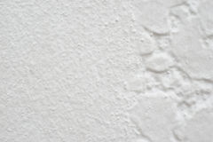 White cement texture. Blank background Royalty Free Stock Image
