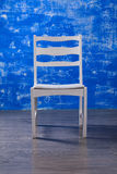 White chair Royalty Free Stock Photography