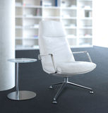 White chair Royalty Free Stock Photos