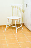 White chair Stock Photos