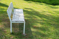 White chair Royalty Free Stock Image