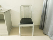 White chair in the room Royalty Free Stock Images