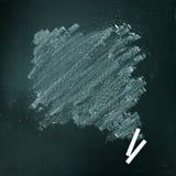White chalk on chalkboard Royalty Free Stock Photo